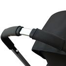 美國 Choopie City Grips 推車手把保護套-單把手款 (純色極黑)0001-0088[衛立兒生活館]