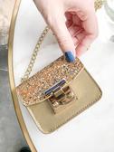 零錢包小斜背包ins少女零錢包袋女迷妳韓國版簡約個性小方包硬幣包 艾維朵