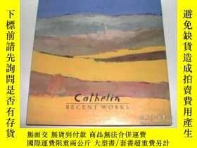 二手書博民逛書店Cathelin:罕見Recent Works (Include
