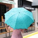 【雨季必備】摺疊傘 遇水開花 抗UV手動晴雨傘三折雨傘