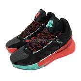 adidas 籃球鞋 D Rose 11 黑 水藍 紅 男鞋 運動鞋 飆風玫瑰 【ACS】 FZ4407