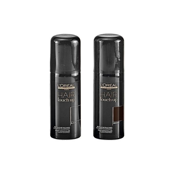 LOREAL 萊雅 小黑瓶補色噴霧(75ml) 自然黑/自然棕 2款可選【小三美日】
