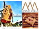 ∥配件王∥泰國包 進口 mazmoizelle 軟木塞 設計款 後背包