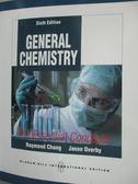 【書寶二手書T7/大學理工醫_XFI】General Chemistry: The Essential Concepts