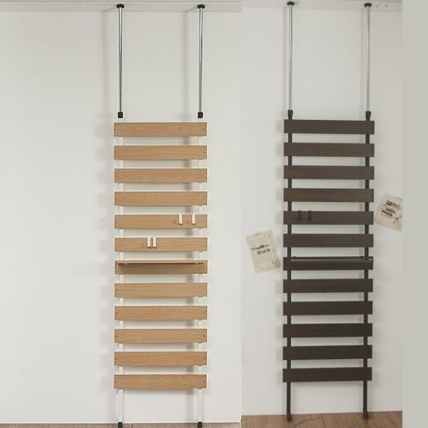 頂天立地 掛架 隙縫收納 收納架【H0087】落地式萬用木板掛架-大(高200~275cm)兩色 MIT台灣製 收納專科