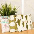 ♚MY COLOR♚清新圖案棉質收納包 衛生棉 衛生紙 小物 零錢 鑰匙 化妝品 隨身 便攜 【K141】