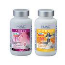 永信 HAC 大豆美妍錠 + 檸檬酸鈣(120粒+120粒)