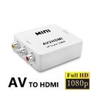 AV訊號轉HDMI轉接盒-1080P版...