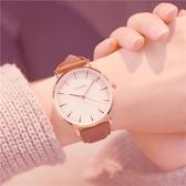 手錶女學生韓版簡約潮流ulzzang休閒大氣復古style可愛歐美大表盤
