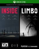 X1 INSIDE / LIMBO Double Pack INSIDE / LIMBO 雙包裝(美版代購)
