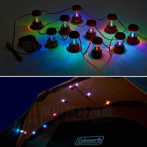 Coleman CM-31280 霓虹串燈 聖誕裝飾燈/露營燈/野營燈 另售電子燈/汽化燈/瓦斯燈
