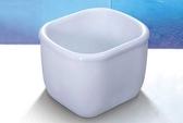 【麗室衛浴】雙層保溫造型獨立壓克力小浴缸  WLS-8634B