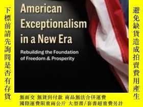 二手書博民逛書店American罕見Exceptionalism In A New Era-新時期的美國例外論Y436638