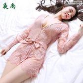 情趣睡衣性感睡裙女蕾絲火辣極度誘惑成人男【奈良優品】