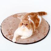 貓咪冰墊貓墊子夏季貓墊貓涼席寵物貓冰墊貓涼墊 igo 全館免運