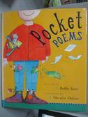 【書寶二手書T2/少年童書_QHU】Pocket Poems_Katz, Bobbi