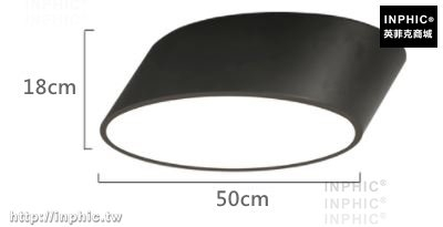 INPHIC-臥室吸頂燈房間LED燈具玄關燈飾餐廳現代簡約-F款_9Sdn