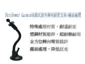 【限期3期零利率】全新 PeriPower Garmin球頭式背夾專用鋁管支架 8PPBFB080 /霧面處理