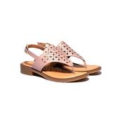 ORWARE-女低跟涼拖鞋651030-08粉