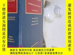 二手書博民逛書店CIVIL罕見PROCEDURE SEVENTH EDITIONY186213 RICHARD H.FIELD