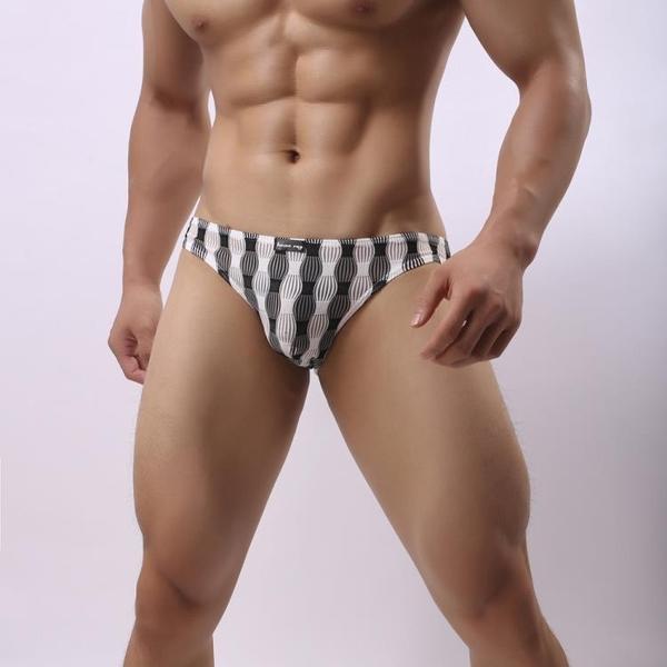 ×三角褲× 男生三角褲 低腰 性感 個性燈籠【 B135_HA】