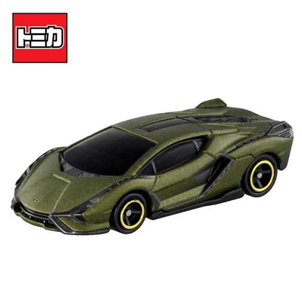 【日本正版】TOMICA NO.89 藍寶堅尼 SIAN FKP 37 Lamborghini 玩具車 多美小汽車 - 158431