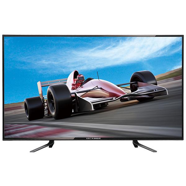 SANLUX台灣三洋 43吋LED背光液晶顯示器/電視+視訊盒 SMT-43MA1