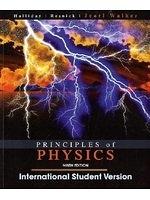 二手書博民逛書店 《Principles of Physics》 R2Y ISBN:9780470524633│DavidHalliday;RobertResnick;JearlWa