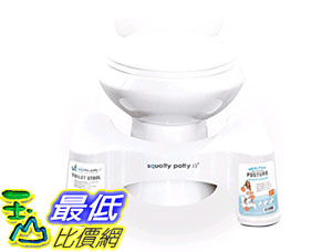 [106美國直購] Squatty Potty sp-e-7 排便順暢 腳踏座 The Original Bathroom Toilet Stool 7吋