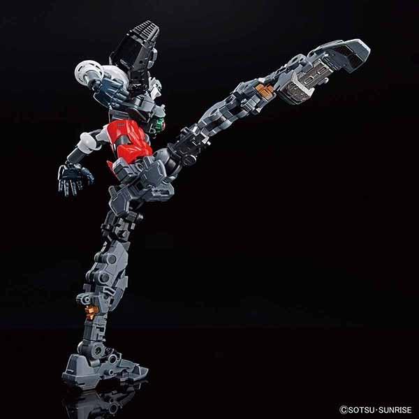 【BANDAI】組裝模型 HiRM 1/100 機動武鬥傳G鋼彈  神鋼彈