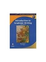 二手書Introduction to Academic Writing, Third Edition (The Longman Academic Writing Series, Level 3) R2Y 0131933957