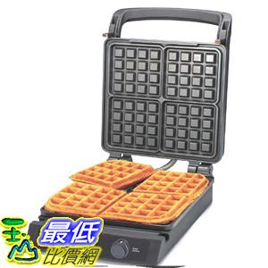 [美國直購] Chef s Choice 鬆餅機 854 Classic Pro 4-Square Waffle Maker