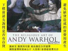 二手書博民逛書店【罕見】The Religious Art Of Andy WarholY27248 Jane Daggett