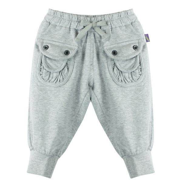 『小鱷魚童裝』口袋休閒七分褲(02號~08號)533684