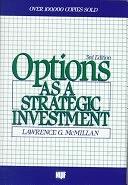 二手書博民逛書店 《Options as a Strategic Investment》 R2Y ISBN:0136360025│Prentice Hall