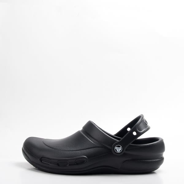 Crocs 中性鞋 經典 廚師鞋 黑 大尺碼 10075-001