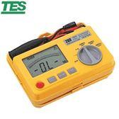 泰仕TES RS-232記錄式數位絕緣測試器 TES-1604