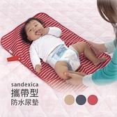 SANDESICA 嬰兒床 防尿墊 尿布墊 產褥墊 尿墊 防水墊 (手推車可用)【FA0008】