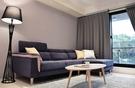 【歐雅系統家具】約格瓦分割式布沙發-L型-深灰藍 / 沙發 / 布沙發 /三人沙發 / 12層內材