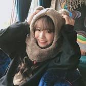 女可愛韓國動物毛絨韓版甜美帶耳朵的帽子OR1192『miss洛羽』