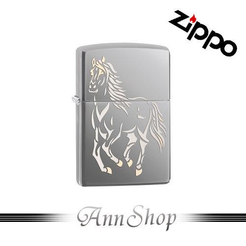 【Zippo‧跑馬打火機】全球知名防風打火機‧情人禮物