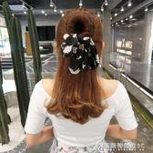 丸子頭飄帶盤發器韓國造型器百變蓬松花苞頭懶人盤發工具發帶頭飾 酷斯特數位3c