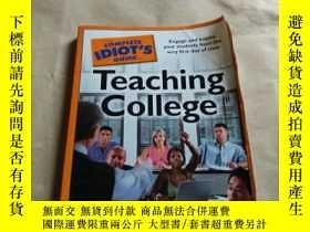 二手書博民逛書店teaching罕見college6886 出版2007