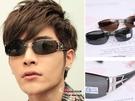 經典率性無框.復古皮革矽膠鼻墊鏡架。Polarized偏光太陽眼鏡【OS522】*911 SHOP*