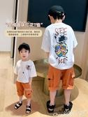 兒童T恤潮品男童短袖T恤2020新款兒童半袖體恤中大童男孩純棉夏季 小天使
