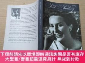 二手書博民逛書店STILL罕見SMILING,作者簽名本Y19506 JUNE DALLY -WATKINS STANDARD
