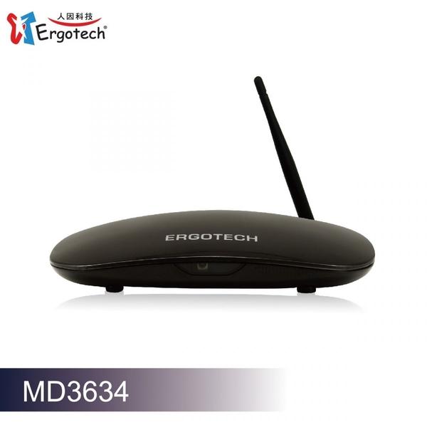 人因 直播盒子 MD3634 8核心無線雲端智慧電視