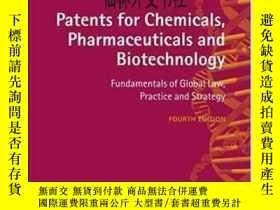 二手書博民逛書店【罕見】2005年出版 Patents For Chemical
