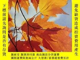 二手書博民逛書店Autumn罕見Leaves Ideals 秋葉 英文版 1971年版 攝影藝術Y259256