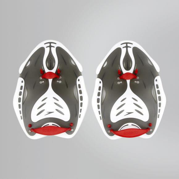 【線上體育】SPEEDO 成人 划手板 BioFUSE 紅, M